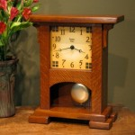 Arts and Crafts, Craftsman, Clocks