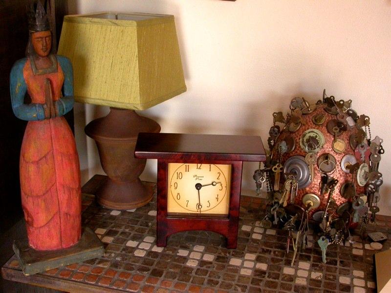 Arts and Crafts, Craftsman, Clocks