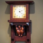 Dutch Chocolate Clock (Available Now)